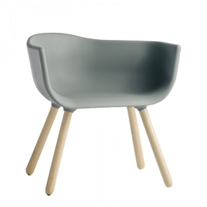 Tulip Large Tub Chair (with optional tablet)