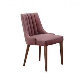 Louvre Fluted Side Chair