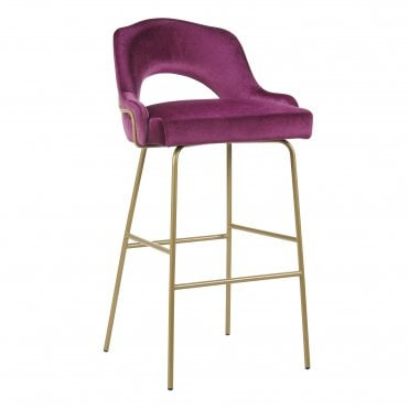 London 2 Tube Bar Stool