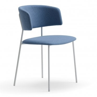 Wrap Steel 6C70 Armchair
