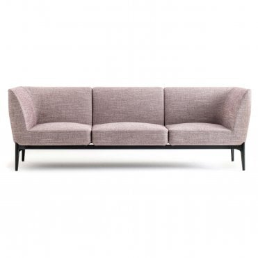 Social Modular Sofa - 3 Seater - Full Backs and Arms