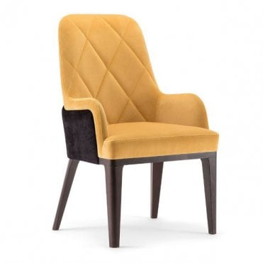 Gill High Back Armchair