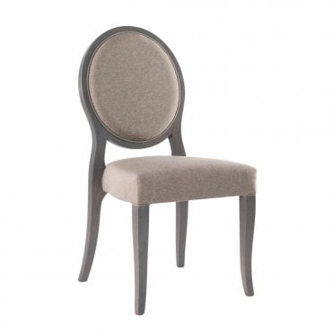 A-Round Side Chair