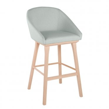 Tati Wood Bar Stool
