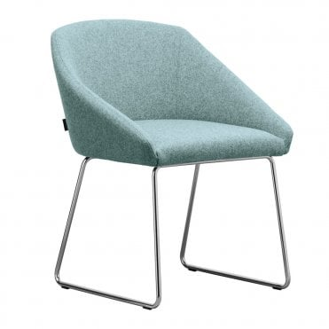 Tati Metal Side Chair