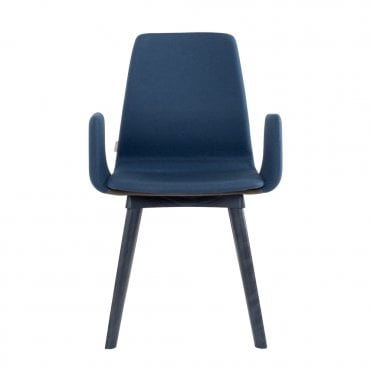 Telca Soft Armchair - Wood
