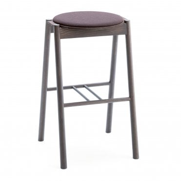 Tipi Backless Bar Stool