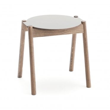 Tipi Round Low Table