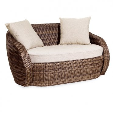 Lotus 2 Seater Sofa