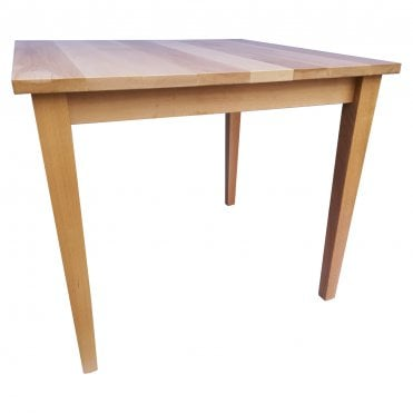 Brookland Beechwood Dining Table - Square