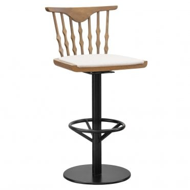 Bolton Swivel Bar Stool