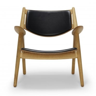 CH28P Lounge Chair
