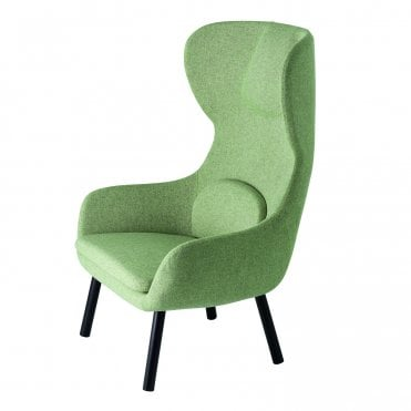 Myra High Back Lounge Chair