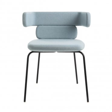 Cluster Low Back Armchair
