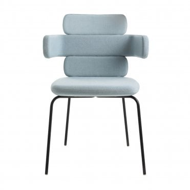 Cluster High Back Armchair