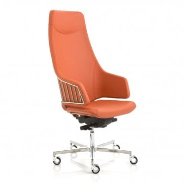 Italia High Back Office Chair