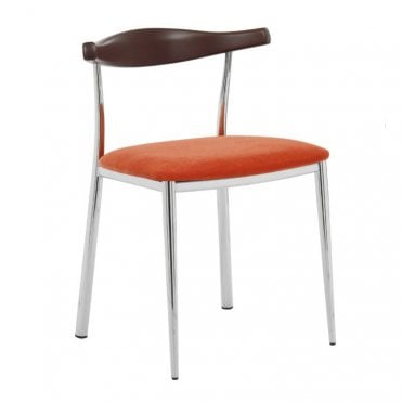 Wanda Metal Side Chair