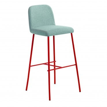 Myra Bar Stool - Metal Legs