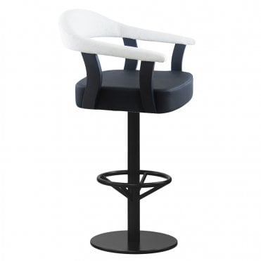 Gianna Central Pedestal Bar Stool