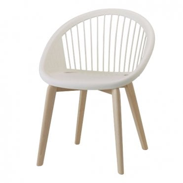 Natural Giulia Side Chair