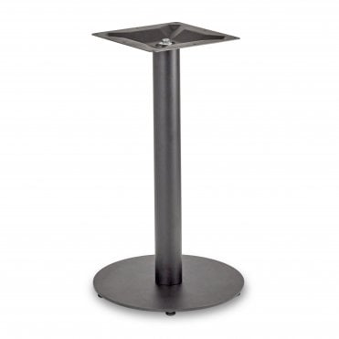 Hugo Round Dining Height Table Base