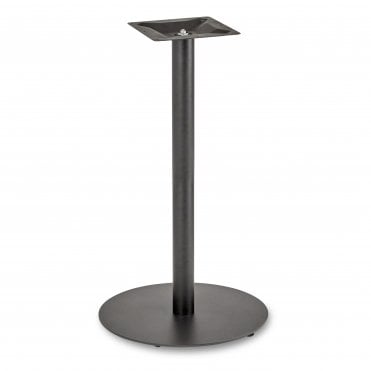 Hugo Round Poseur Height Table