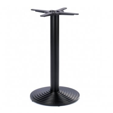 Optic Dining Height Table Base
