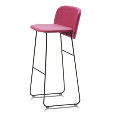 Chips Bar Stool - Metal Legs