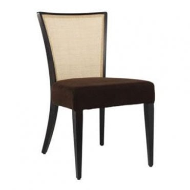 Abby Rattan Side Chair