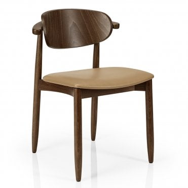 Joanne Side Chair with Back Pad