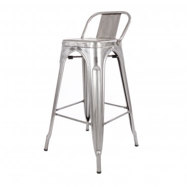 Vintage Revolution Bar Stool (x3 Available)