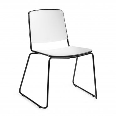 Vea Sled Side Chair