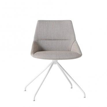 Dunas XS Caster Side Chair