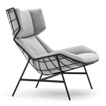 Summer High Back Lounge Chair