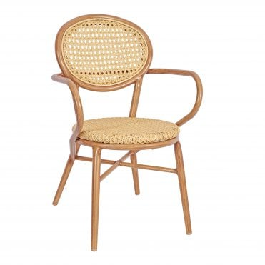 Lille Natural armchair