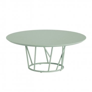 Wild Round Low Table