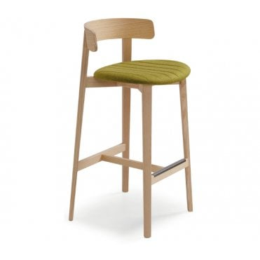 Maya Bar Stool Upholstered