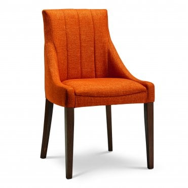 Nina Fluted Back Side Chair