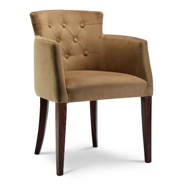 Lido Buttoned Back Armchair