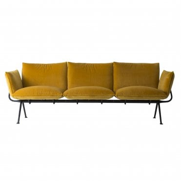 Officina 3 Seater Sofa