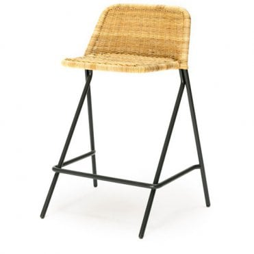 Kaki Bar Stool