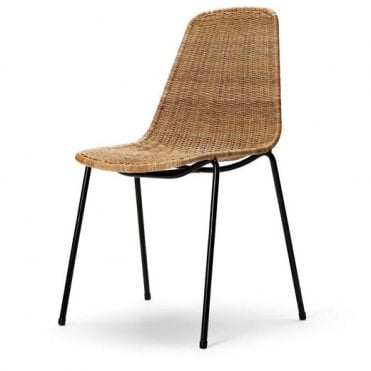 Basket Side Chair