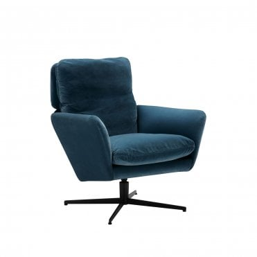 Amy Swivel Lounge Chair