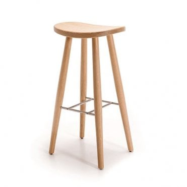 Basic Backless Bar Stool