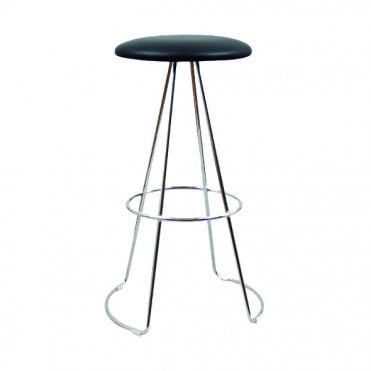 Clause Metal Bar Stool