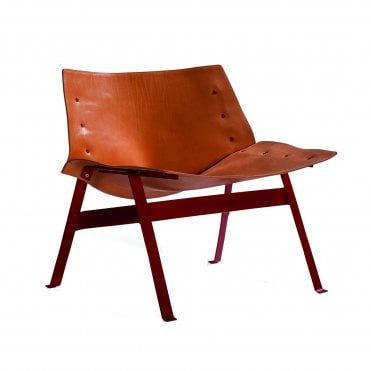 Panel Lounge Chair