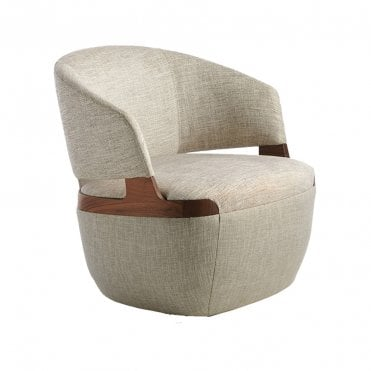Velis Swivel Lounge Chair