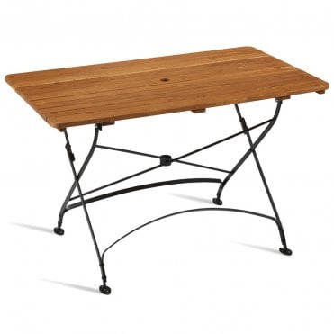 Arch Folding Rectangular Table
