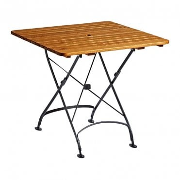 Arch Folding Square Table