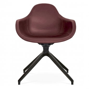 Epoque Pyramid Base Armchair